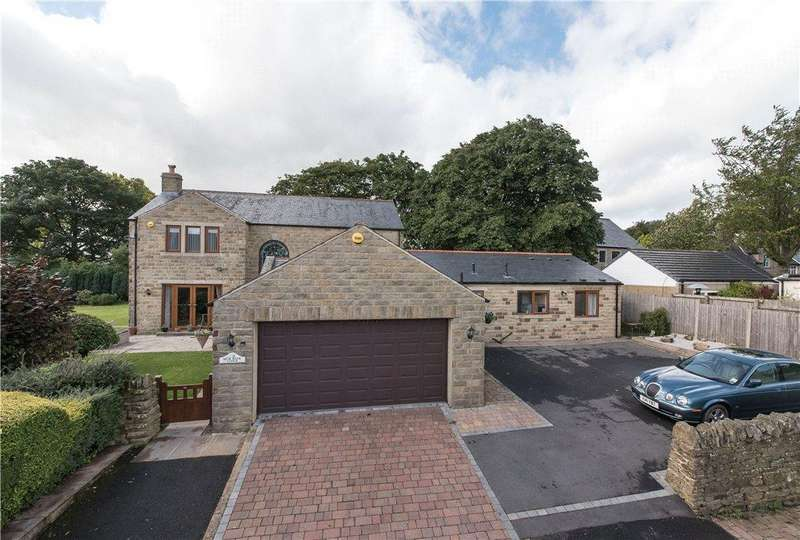 5 Bedrooms Detached House for sale in Rosebank Lodge, Coates Lane, Barnoldswick, Lancashire