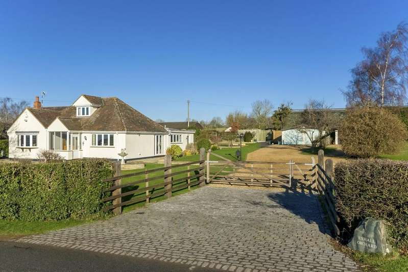 4 Bedrooms Detached Bungalow for sale in Wixford Road, Nr Ardens Grafton, Bidford on Avon