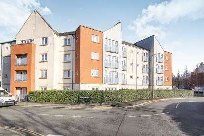 2 Bedrooms Flat for sale in Arnold Road, Mangotsfield, Bristol