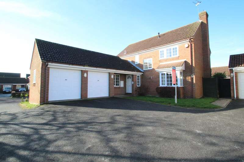 4 Bedrooms Detached House for sale in The Copse, Hemel Hempstead