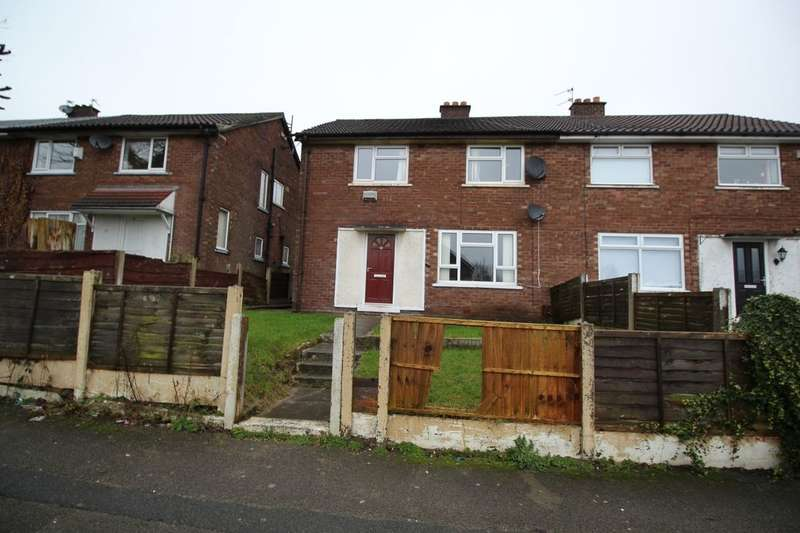 4 Bedrooms Semi Detached House for sale in Westwood Avenue, Worsley, Manchester, M28