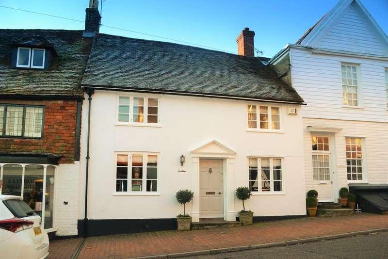 3 Bedrooms Terraced House for sale in High Street, Winchelsea TN36