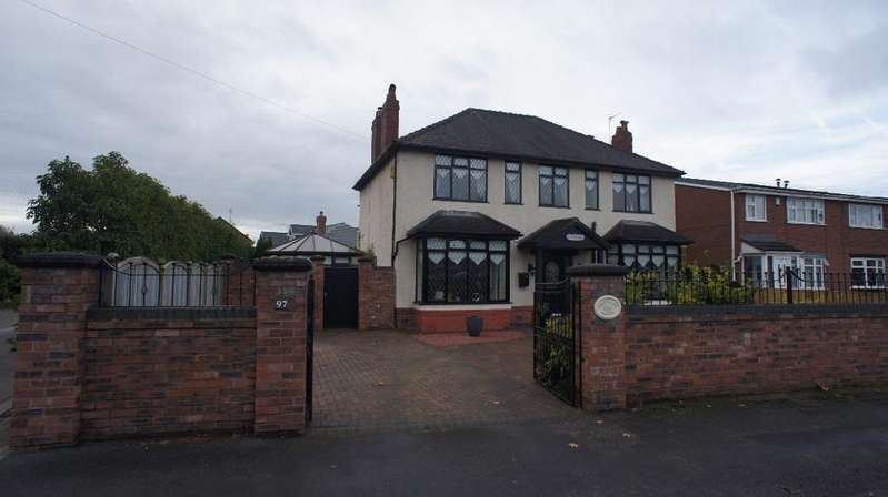 5 Bedrooms Detached House for sale in Greymist House, Manchester Road, Warrington