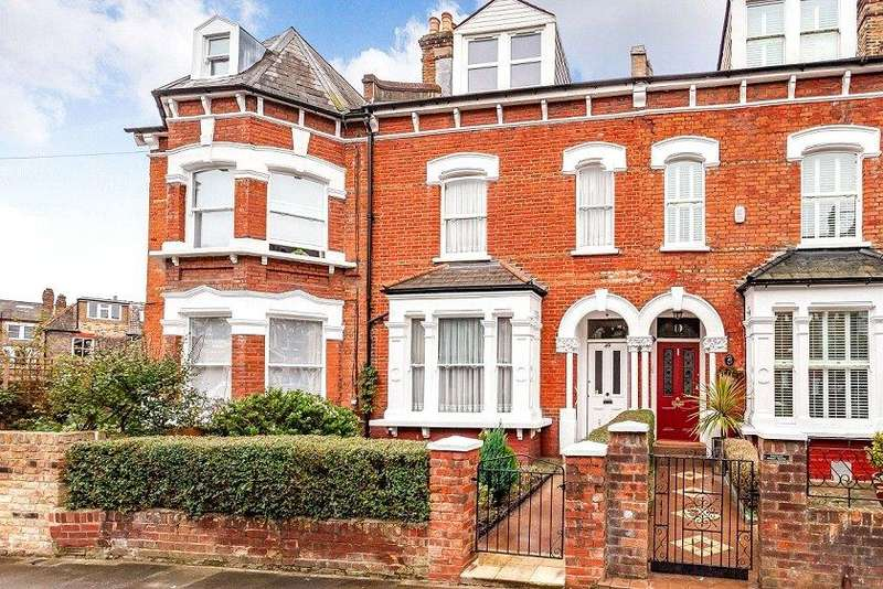 5 Bedrooms House for sale in Beversbrook Road, London, N19