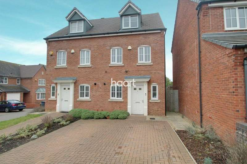 4 Bedrooms Semi Detached House for sale in Rosehead Drive, Harborne