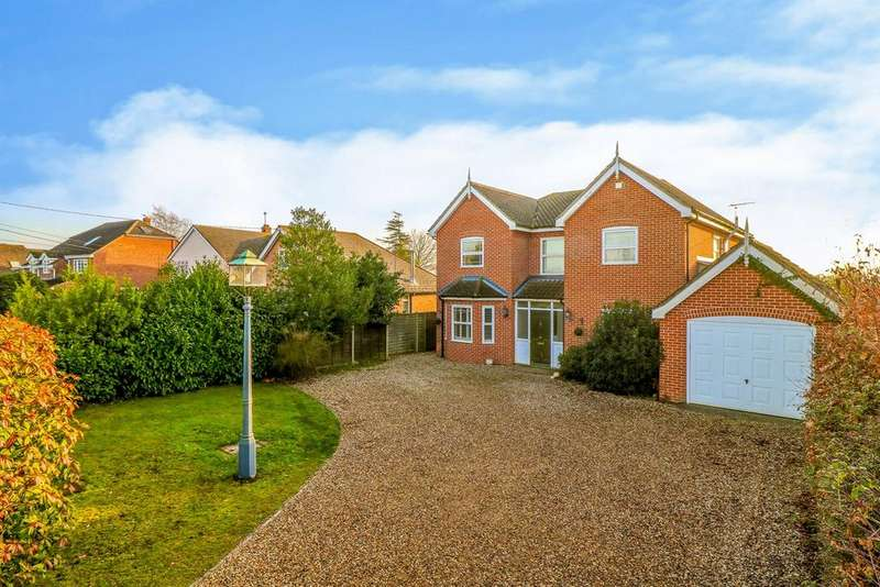 6 Bedrooms Detached House for sale in Wivenhoe Road, Alresford, COLCHESTER, CO7