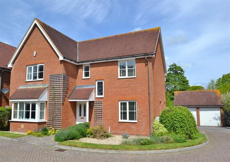 4 Bedrooms Detached House for sale in Regents Place, Eastbourne