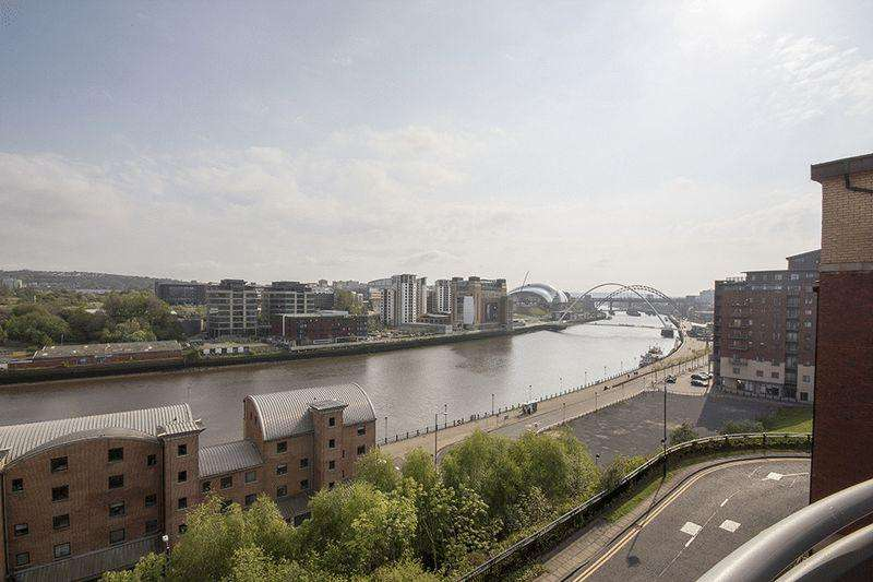 3 Bedrooms Apartment Flat for sale in High Quay, City Road, Newcastle upon Tyne