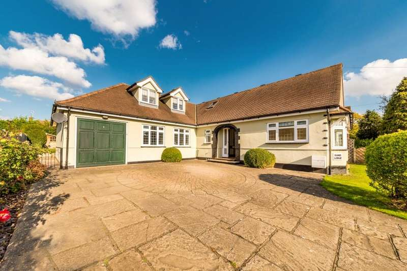 3 Bedrooms Detached Bungalow for sale in Middle Street, Nazeing EN9