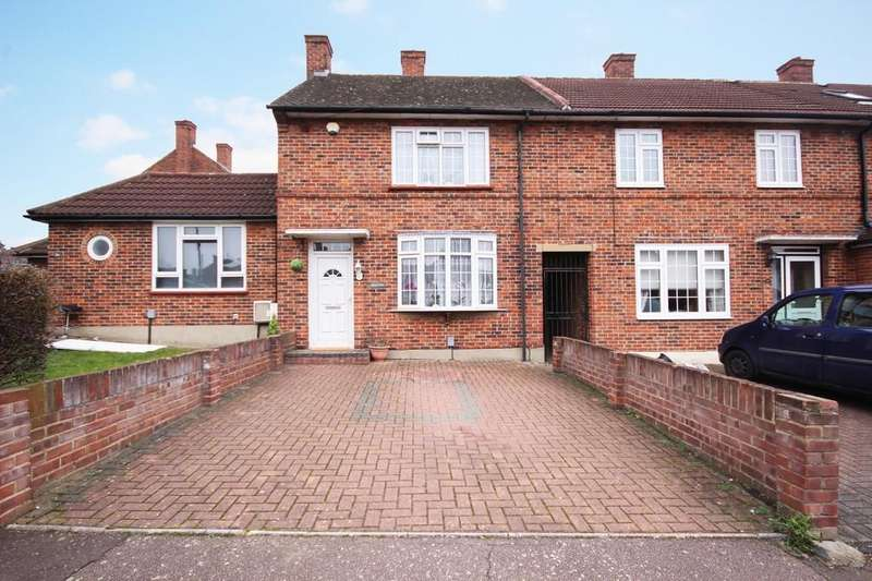 2 Bedrooms Terraced House for sale in Deepdene Road, Loughton