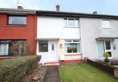 2 Bedrooms Terraced House for sale in Napier Road, Glenrothes