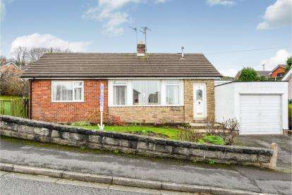 3 Bedrooms Bungalow for sale in Sunnyside Close, Bagillt, Flintshire, North Wales, CH6