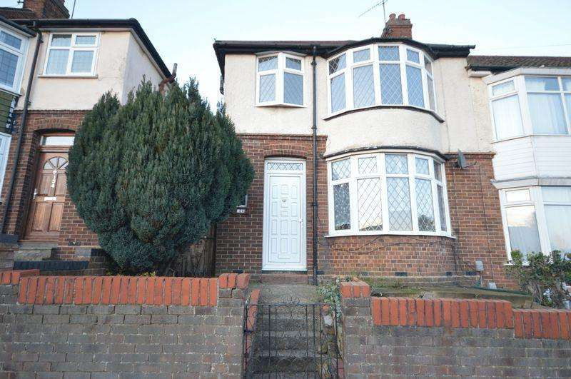 3 Bedrooms End Of Terrace House for sale in Milton Road.