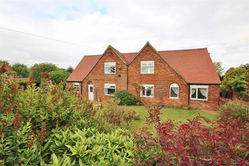 5 Bedrooms Detached House for sale in Mill Lane, Ryther, Tadcaster