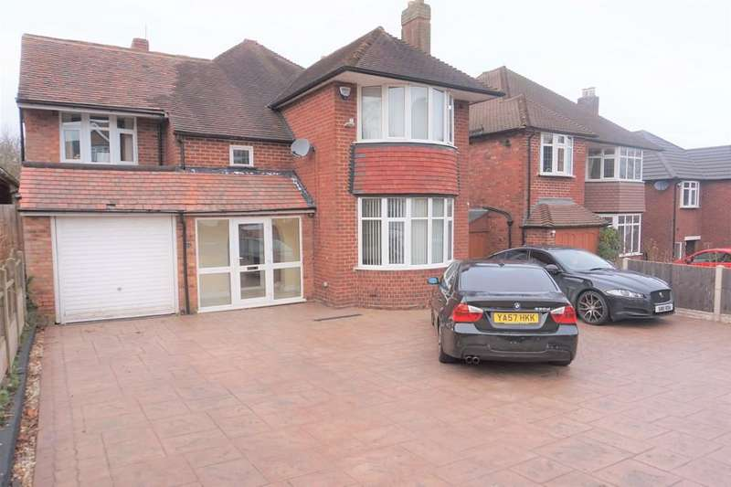 4 Bedrooms Detached House for sale in Darnick Road, Sutton Coldfield