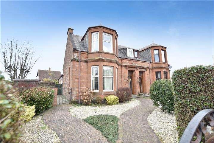 4 Bedrooms Semi-detached Villa House for sale in 16 Ayr Road, Prestwick, KA9 1RR