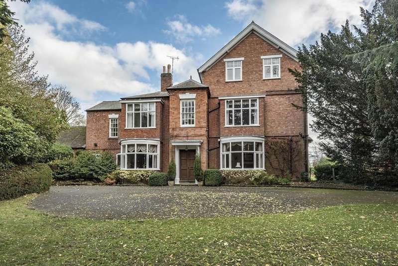 6 Bedrooms Detached House for sale in Church Lane, Lapworth