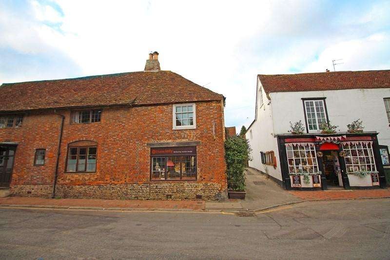 1 Bedroom End Of Terrace House for sale in High Street, Alfriston, Polegate