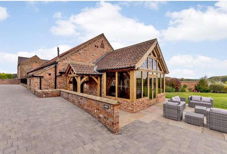 4 Bedrooms Barn Conversion Character Property for sale in Allerton Park, Knaresborough