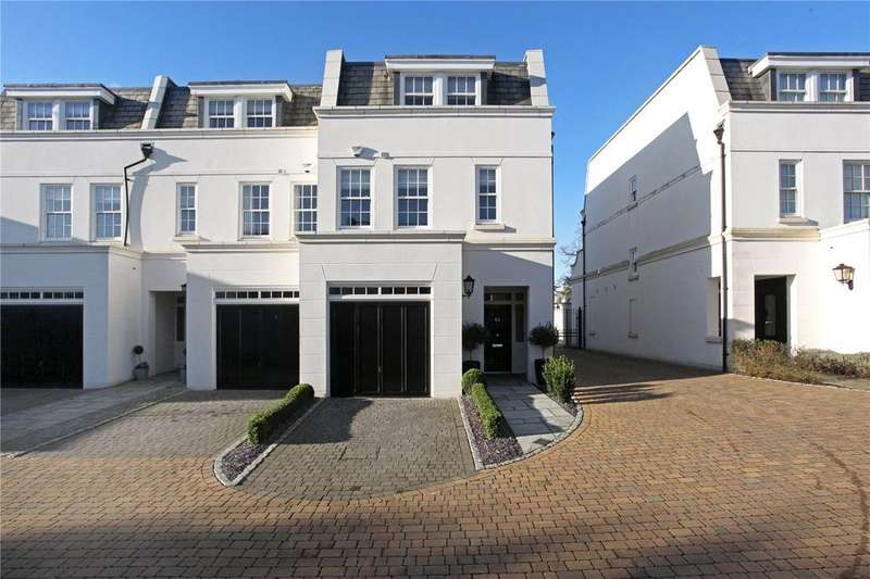 4 Bedrooms Unique Property for sale in Sovereign Mews, Ascot, Berkshire, SL5