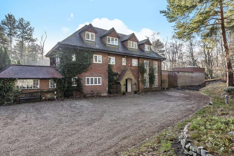 6 Bedrooms Detached House for sale in Ascot, Berkshire, SL5