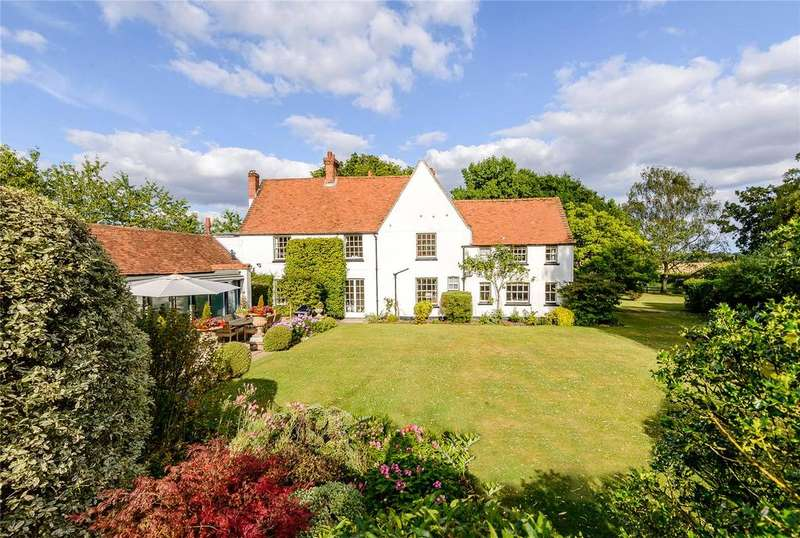 5 Bedrooms Detached House for sale in Long Lane, Shaw, Newbury, Berkshire