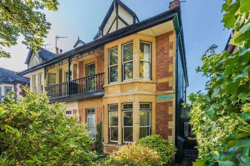 6 Bedrooms Semi Detached House for sale in Queens Road, Cheltenham