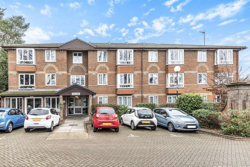 1 Bedroom Retirement Property for sale in New Road, Crowthorne Berkshire RG45 6SL