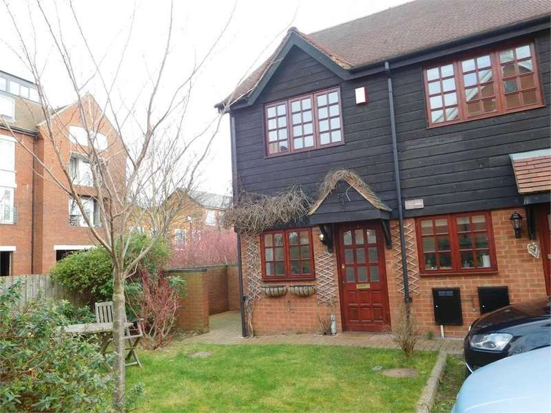 2 Bedrooms End Of Terrace House for sale in Tilehouse Street, Hitchin, Hertfordshire