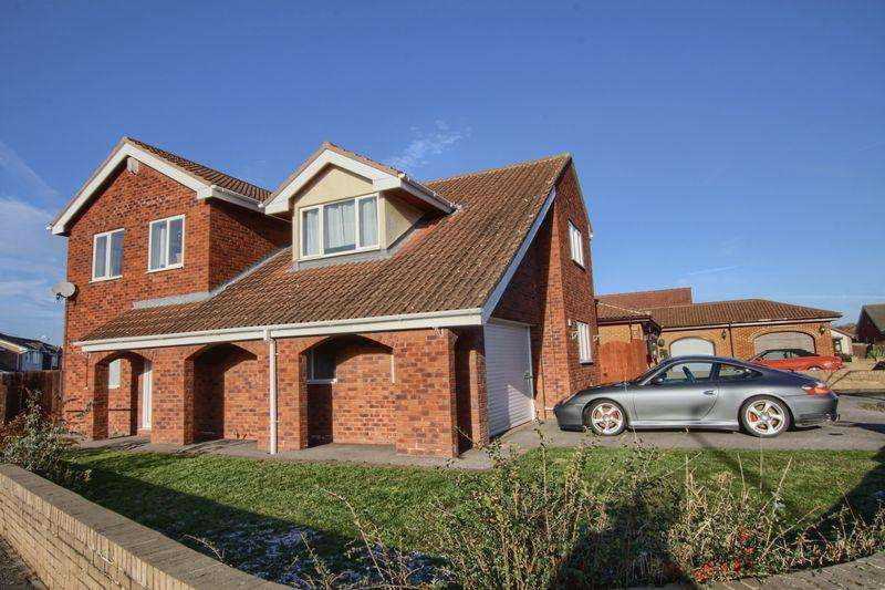 4 Bedrooms Detached House for sale in Oakhurst Close, Ingleby Barwick