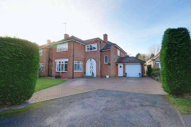 4 Bedrooms Detached House for sale in West Ella Way, Kirkella