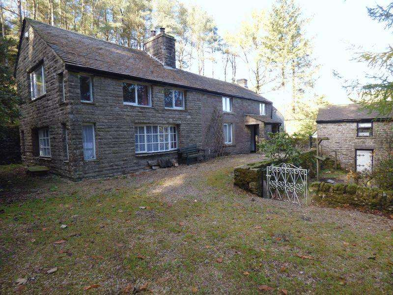 2 Bedrooms Detached House for sale in Birds Farm, Brandside, Buxton