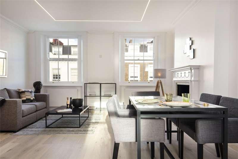 3 Bedrooms Flat for sale in Cambridge Street, Pimlico, London, SW1V