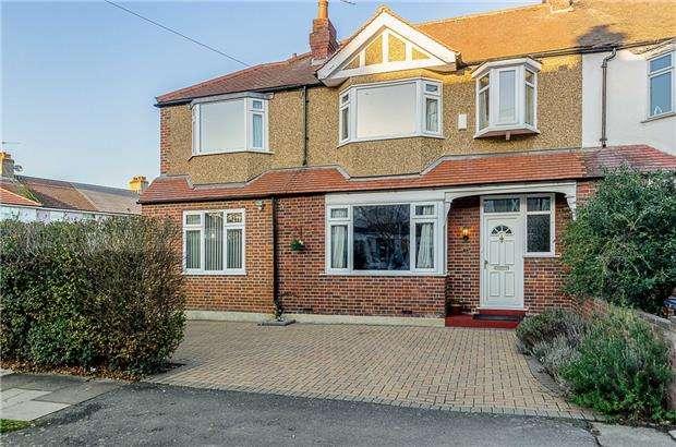 5 Bedrooms End Of Terrace House for sale in Northway, MORDEN, Surrey, SM4 4HE