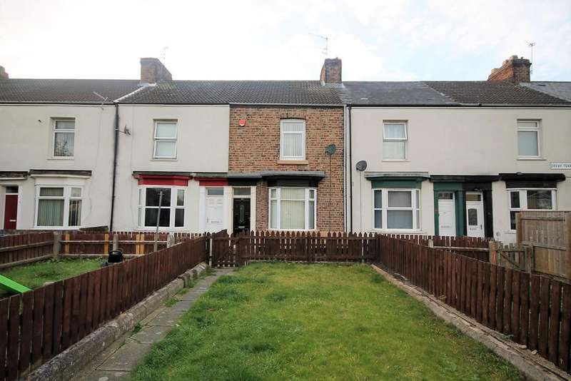 2 Bedrooms Terraced House for sale in Derby Terrace, Thornaby