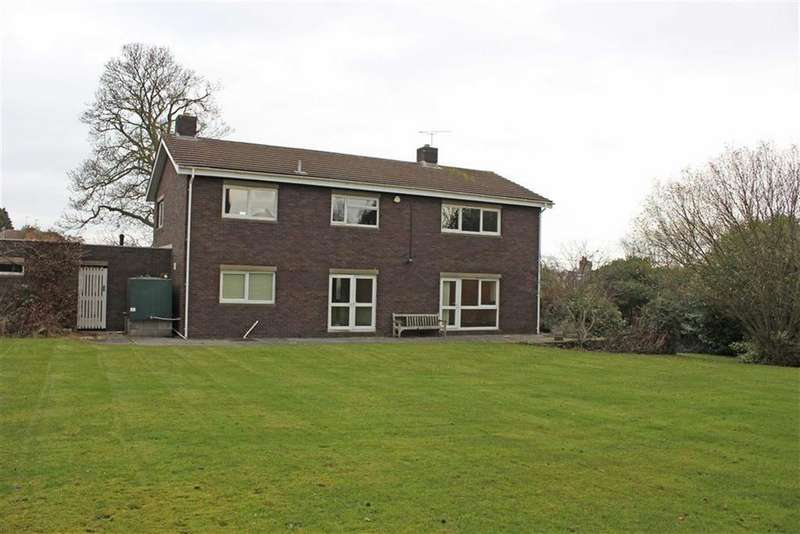 5 Bedrooms Detached House for sale in Rectory Road, Frampton Cotterell, Bristol