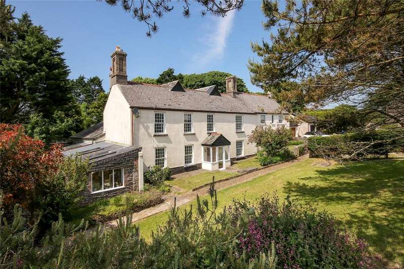 8 Bedrooms Detached House for sale in Keaton, Nr Holbeton, Plymouth, Devon, PL8