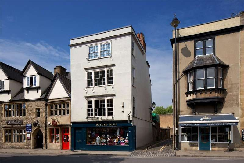 3 Bedrooms End Of Terrace House for sale in St. Aldates, Oxford, OX1