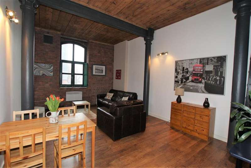 2 Bedrooms House for sale in Worsley Mill, 10 Blantyre Street, Manchester