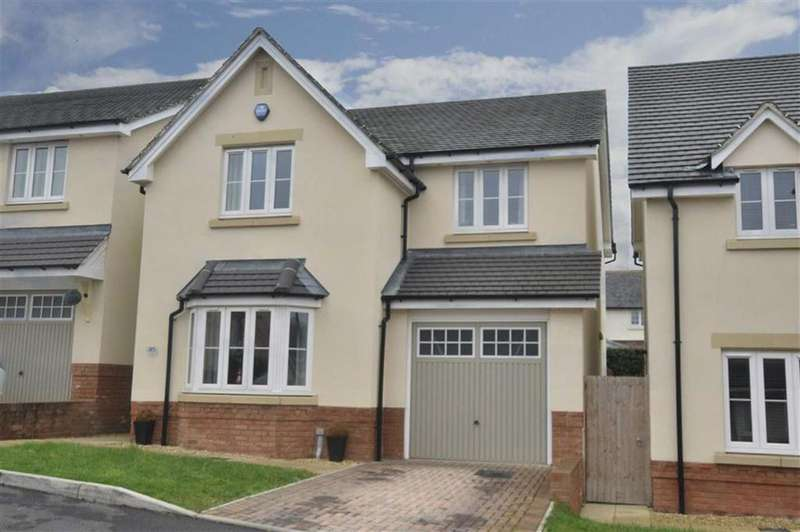 4 Bedrooms Detached House for sale in Awebridge Way, Abbeydale, Gloucester