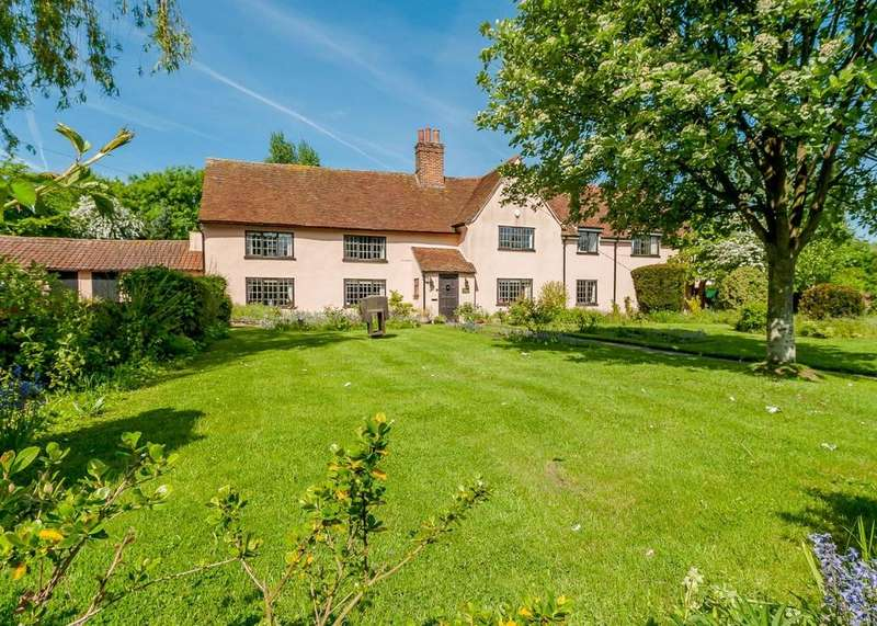 4 Bedrooms Detached House for sale in Cock Green, Felsted, Dunmow, Essex