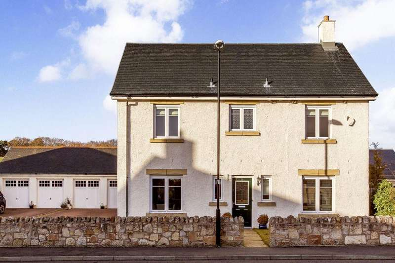4 Bedrooms Detached House for sale in 21 Tipperwell Way, Howgate, EH26 8QP