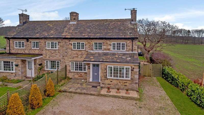 4 Bedrooms House for sale in Merry Bank Cottages, Huby, Leeds
