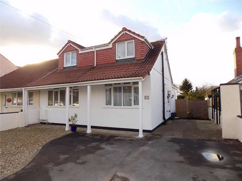 4 Bedrooms Semi Detached House for sale in Memorial Road, Hanham, BRISTOL, BS15