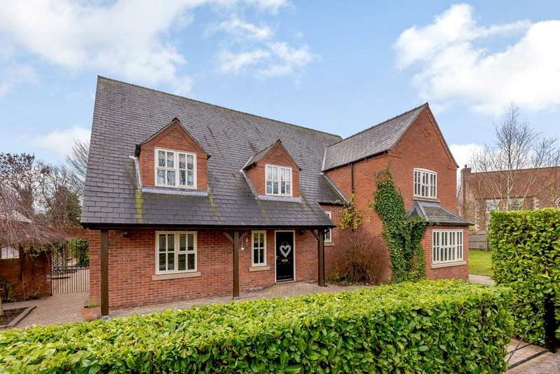 5 Bedrooms Detached House for sale in Pottergate Road, Ancaster, Grantham, Lincolnshire, NG32