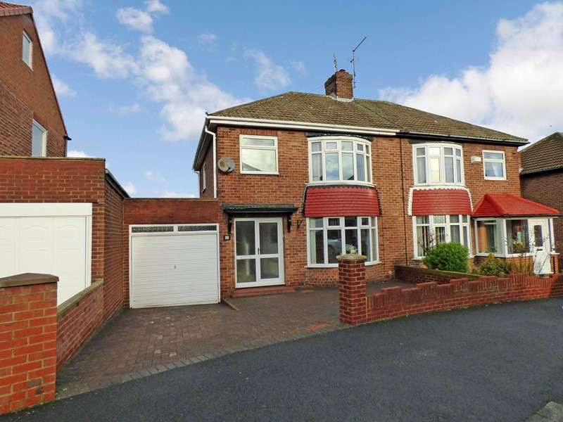 3 Bedrooms Property for sale in Burdon Crescent, Seaham, Durham, SR7 0JQ