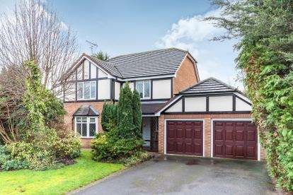 4 Bedrooms Detached House for sale in Higher Ashton, Widnes, Cheshire, WA8