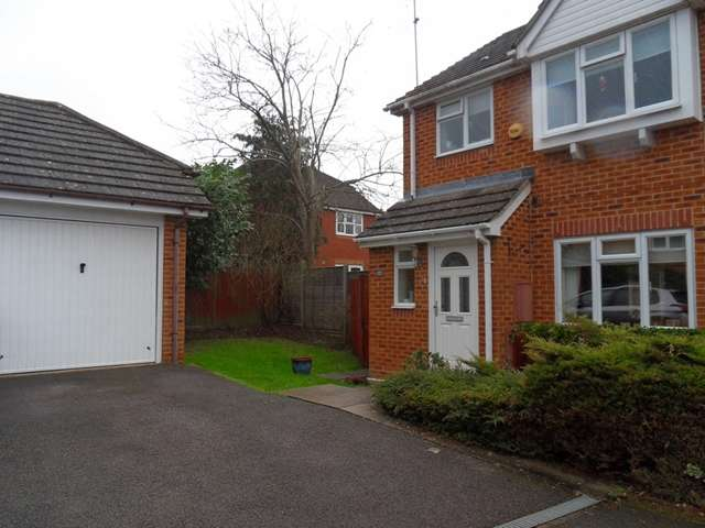 4 Bedrooms End Of Terrace House for sale in Munday Court, Temple Park, Binfield