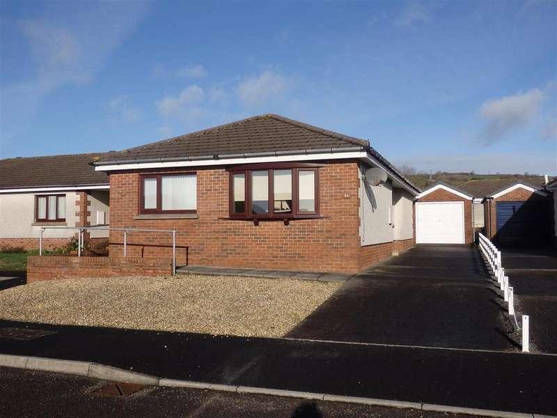 3 Bedrooms Detached Bungalow for sale in Parc Tyisha, Burry Port