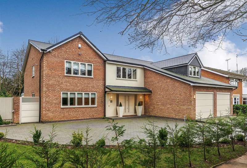 5 Bedrooms Detached House for sale in Malcolmson Close, Edgbaston